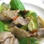 味仙 - 冷製砂肝