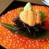 美食 米門 - 料理写真:名物!北海雲丹イクラめし
