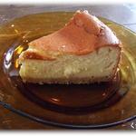 コリン - *ベイクドチーズケーキ。
