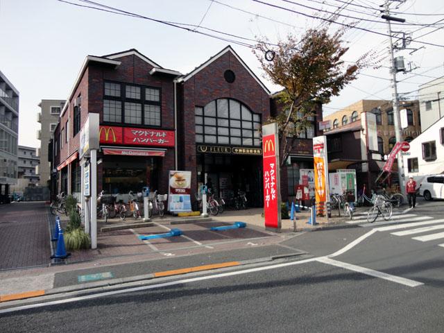 マクドナルド 中神駅前店
