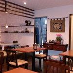 チャーンタイ レストラン - 2011年12月1日より、テーブル席も設けました☆