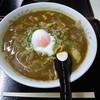 樽っ娘 - 料理写真:カレーラーメン(680円)
