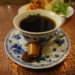 喫茶 ボタン - コーヒー