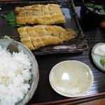 かん吉 - 白焼き膳2000円