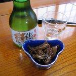 かん吉 - 生冷酒480円