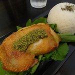 カフェドカナリア - 鶏肉ソテー