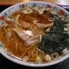 二葉海神 - 料理写真:ラーメン(450円)