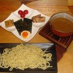 勘八 - 料理写真:ベジポタつけ麺