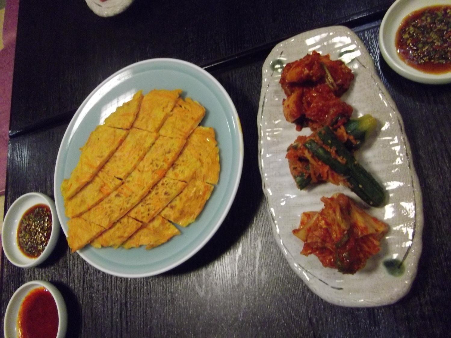 韓国家庭料理つくば