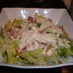 日比谷三源豚 - シーザーサラダ