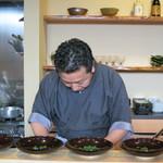 日本料理 たかむら - 美味しいものを作ってます