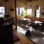 佐賀藩 天山荘 - 小上り席からパチリ・・