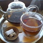 カフェ ニジョウヒピン - マルコポーロ(フランス製紅茶) 600円