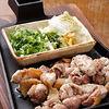 炭火焼鳥 権兵衛 - 料理写真:近江鶏の炙り焼き