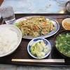 金沢食堂 - 料理写真:上ホルモン定食(大盛り)
