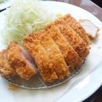フリッツ - 厚切ロースカツ(2,200円)①