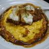 味の店 一番 - 料理写真:オムチーズカツライス