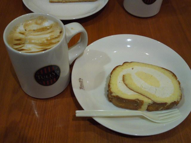 タリーズコーヒー コクーン埼玉新都心店