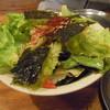 福ちゃんでワッショイ - 料理写真:チョレギサラダ