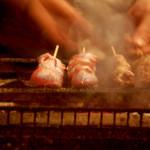 恵比寿 鶏味座 - 焼き手の腕が光る