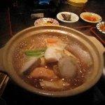 10899518 - 海鮮ちゃんこ定食