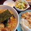 海菜楼 - 料理写真:ラーメンセット850円