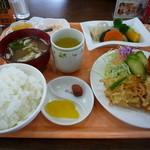 喫茶オレンジ - ランチ600円
