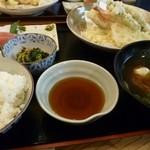 活魚料理 魚榮 - 魚栄御膳