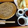琴正庵 - 料理写真:天蕎麦