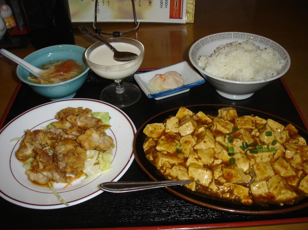 中国料理の鉄人 中央ビル店