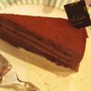 エクチュア - 料理写真:テオブロマケーキ。