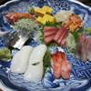 寿司処 ひらやま - 料理写真:刺身盛合わせ