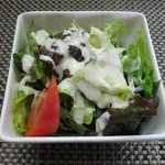肉の松山 - サラダ