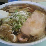 珍来軒 - 料理写真:醤油ラーメン
