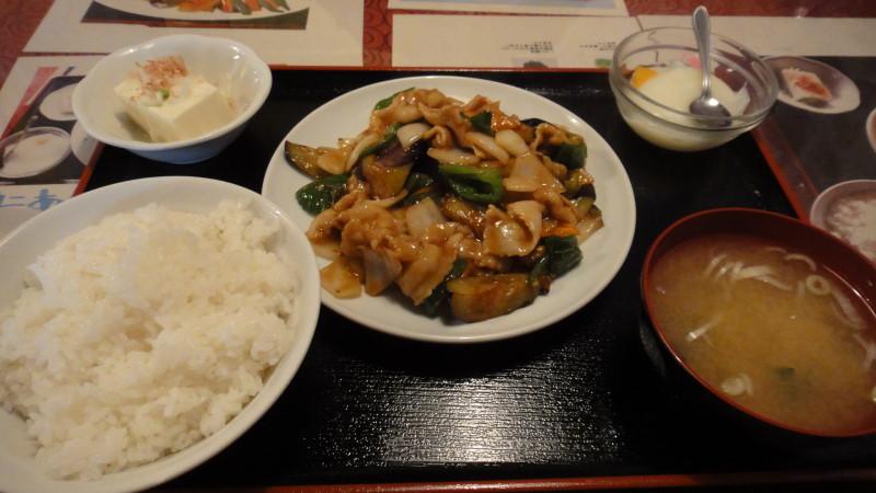 中華料理 味香園