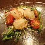 みにとまと - 甘いトマトと魚介のセヴィーチェ☆