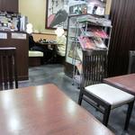 味の正福 - お店は昼から夜迄値段が変わらない定食を求めていつもお客様が堪えません・・・・