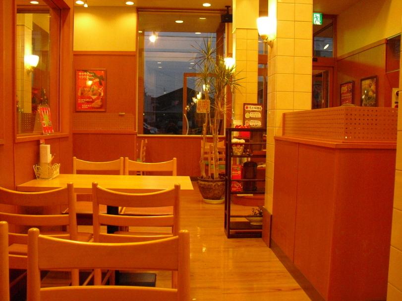 モスバーガー 岡崎稲熊店