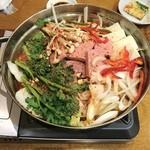ひゃん - 軍隊鍋
