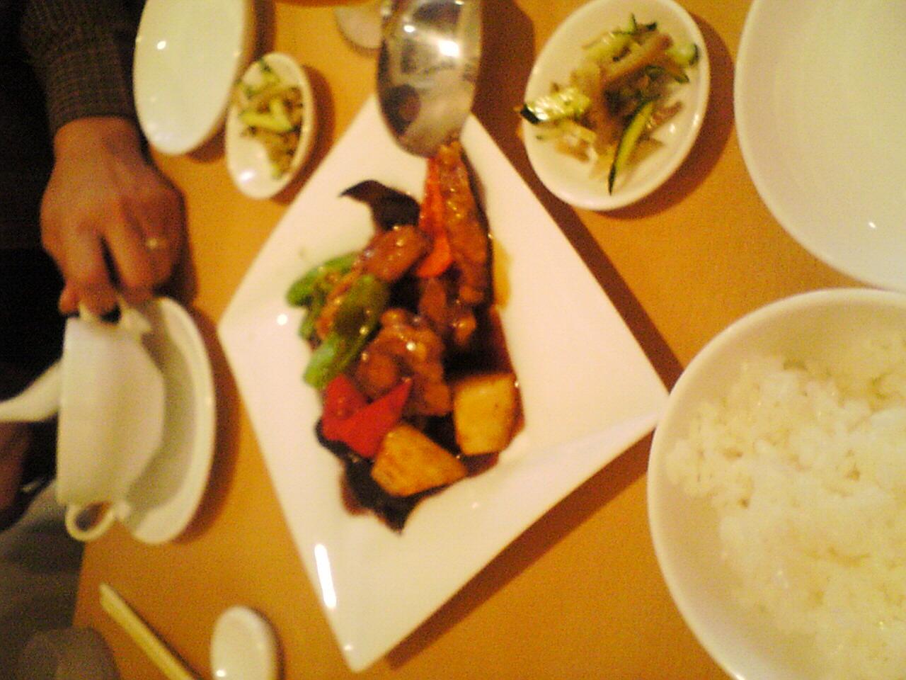 中国彩膳 にじょう
