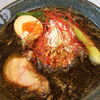 麺処 田ぶし - 料理写真:沼津・富士・三島コラボ この冬、田ぶしの「黒」ブラック坦々麺