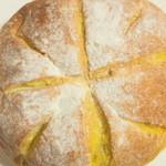 バッケンハウス ミサキ - かぼちゃパン 上