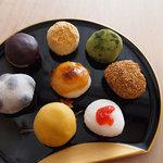 餅菓子商 白谷 - 料理写真: