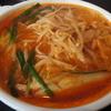 麺や 炙 - 料理写真:土鍋地獄閻魔味噌ラーメン