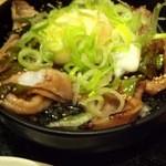 みろく 渋谷店 - イベリコ豚丼