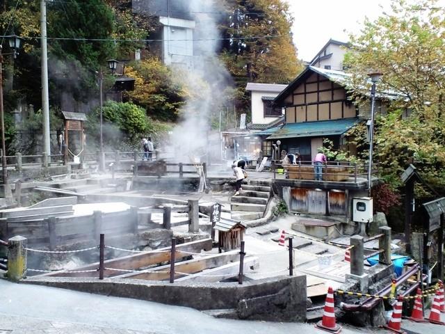 長野の野沢温泉で外湯巡り!おすすめの共同浴場や足湯、温泉卵など温泉街の遊び方を徹底紹介!
