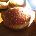 サンメリー - カレーパン 155円 豚肉を使った優しい味
