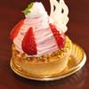 ル プティパレ  - 料理写真:苺のモンブラン