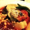 チャチャハウス カモン - 料理写真:ミラノハンバーグ