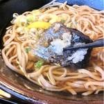 木挽庵 - にしん蕎麦